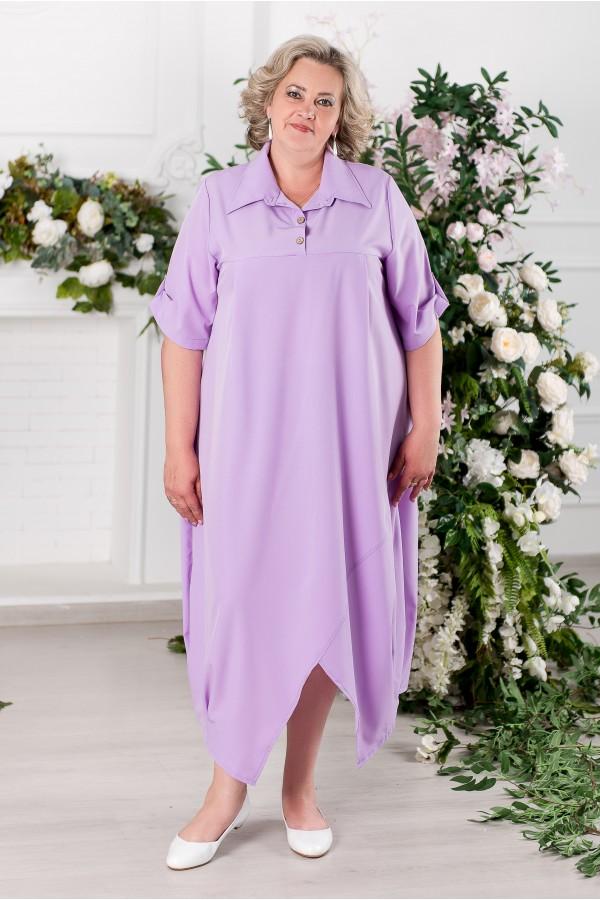 Платье Незабудка